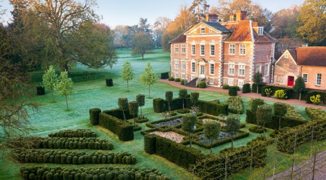 English Country Homes: 17th-Century Urchfont Manor In  Wiltshire, UK