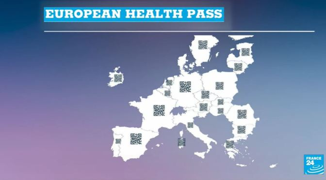 Travel: EU Digital Covid Certificate Explained