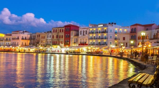 Evening Walks: Chania – Island Of Crete, Greece