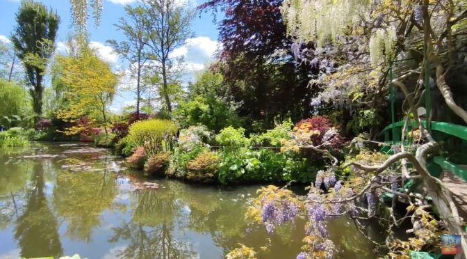 Garden Walks: Claude Monet's Home In Giverny