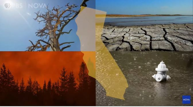 Climate: How California's Drought Fuels Disasters