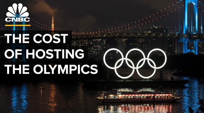 Sports Business: The High Cost Of Hosting Olympics