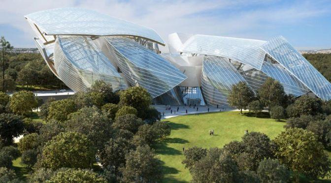 Inside Architecture: The Louis Vuitton Building