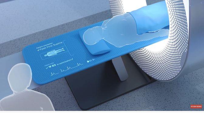 Medicine: The Future Of 'MR Technology' (Video)
