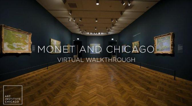 Museum Exhibit Tour: 'Monet And Chicago'
