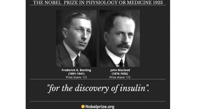 Medical History: The Discovery Of Insulin