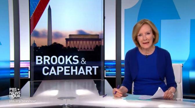 Political Analysis: Brooks & Capehart On Congress' Infrastructure Debate