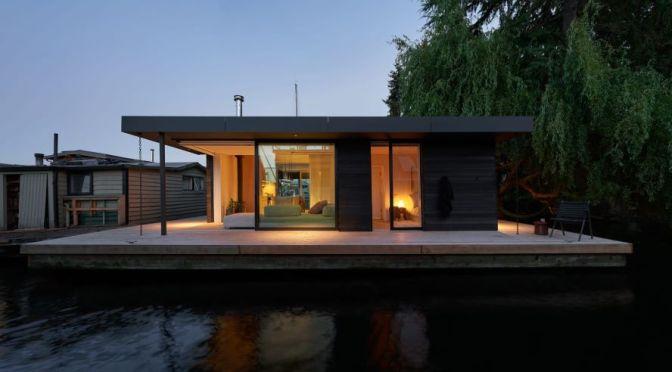 Design: Portage Bay Float Home, Lake Union, Seattle