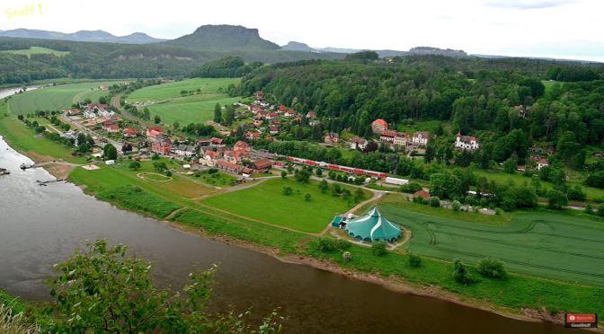 Views: Saxon Switzerland National Park, Germany