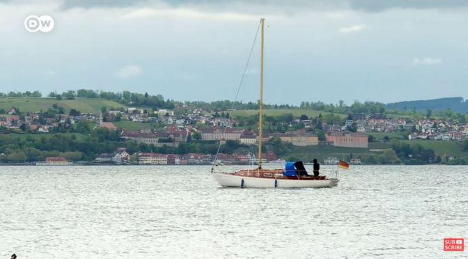 Views: Sailing On Lake Constance In Germany