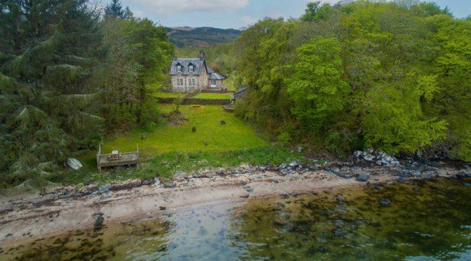 Scottish Villas: The Old School House, Loch Fyne