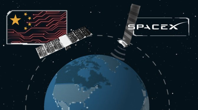 Satellite Internet: SpaceX Battles China In Space