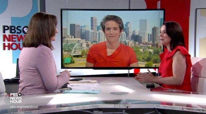 Political Analysis: Tamara Keith & Amy Walter On Biden Infrastructure Bill
