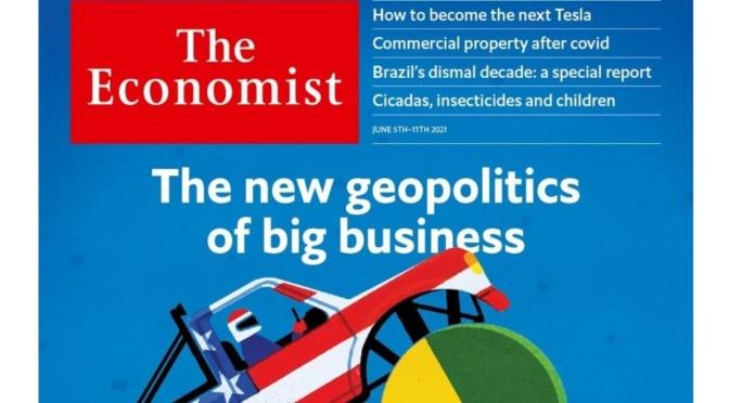 Politics & Analysis: New Geopolitics Of Business, Brazil & The Next Tesla