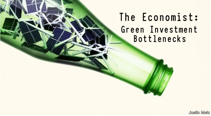 Political Analysis: Green Investment Bottlenecks, English Voters, Theaters