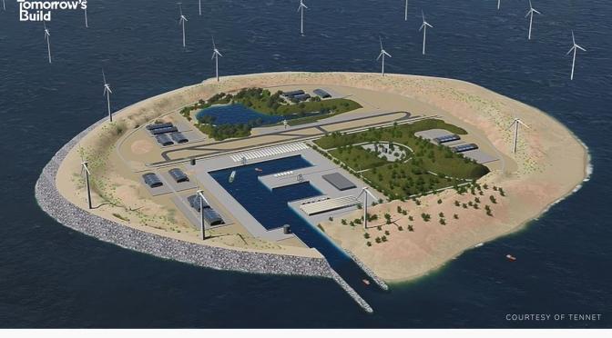 Views: Denmark's $34 Billion Energy Islands