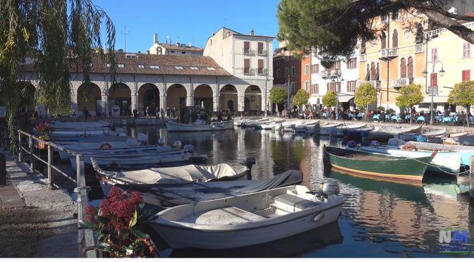 Tours: Desenzano Del Gardo, Italy (4K Video)