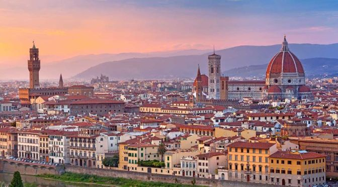 Travel Tour: Florence – Tuscany, Italy (4K Video)