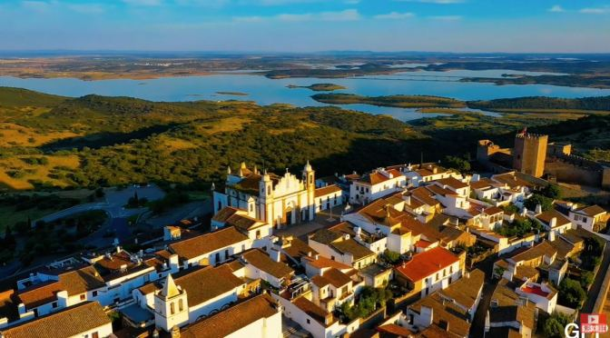 Aerial Views: The Cities & Landscapes Of Portugal