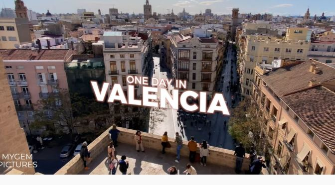 Travel Tours: One Day In Valencia, Spain (4K Video)