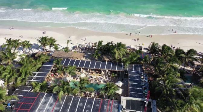 Views: Tulum – Yucatán Peninsula, Mexico (4K)