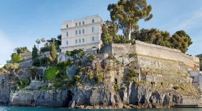ItalIan Views: Villa Astor, Sorrento, Amalfi Coast