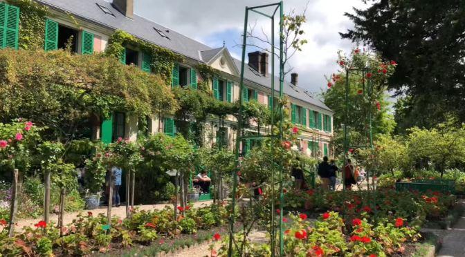 Walks: Giverny – Monet's House & Gardens, France