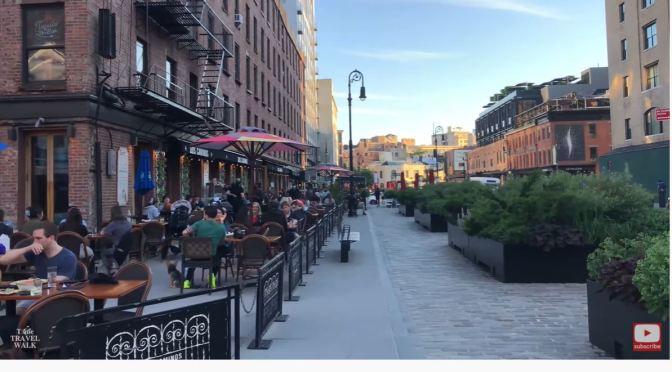 Walks: New York City's Meatpacking District (4K)