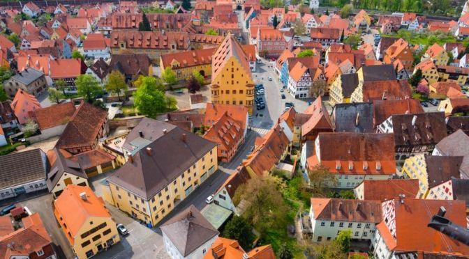 City Walks: Nördlingen – Bavaria, Germany (4K)