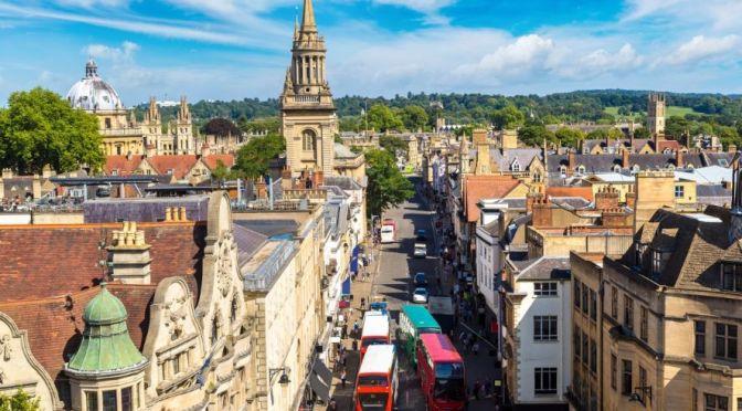 Walking Tour: Oxford – Southern England