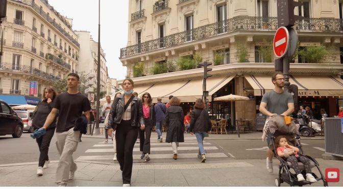 Paris: Passage Jouffroy & 9th Arrondissement (4K)
