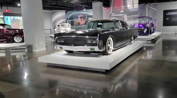Los Angeles: Petersen Automotive Museum (4K)