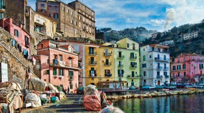 Walking Tour: Sorrento – Southwestern Italy (4K)