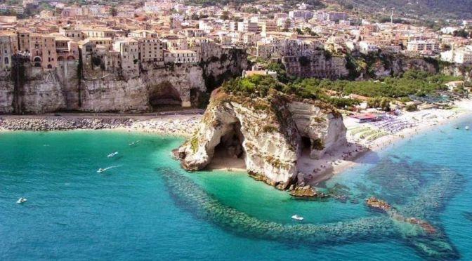Seaside Walks: Tropea – Southeastern Italy (4K)