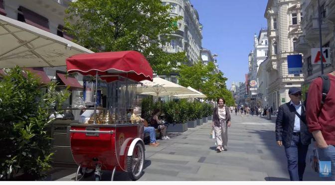 City Center Walking Tour: Vienna – Austria (4K Video)