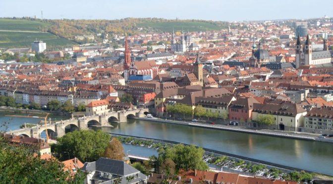 Walking Tours: Würzburg – Southern Germany (4K)