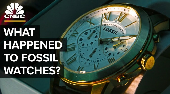 Analysis: How Will Fossil Watches Survive? (Video)