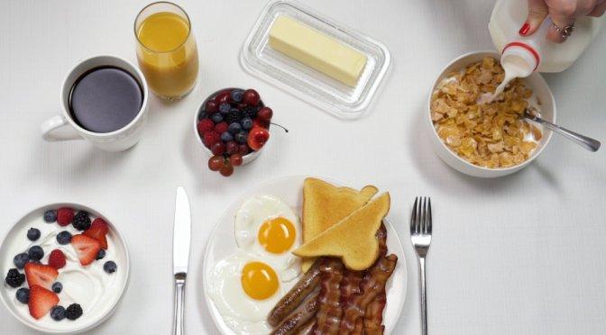 Economics: Breakfast Food Prices & Inflation
