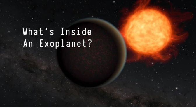 Astronomy: What's Inside An Exoplanet? (Video)
