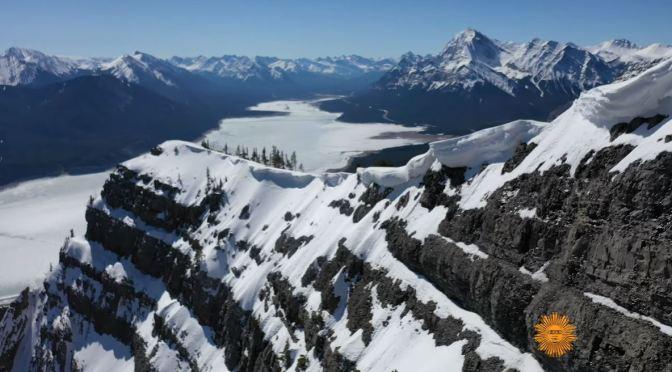 Wilderness Views: The Canadian Rockies, Alberta