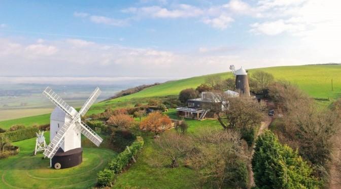 Views: The Last Remaining Windmills Of England