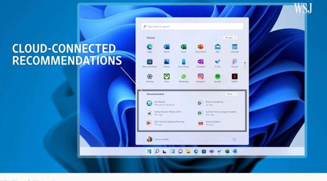 Tech View: Microsoft CEO Nadella On Windows 11