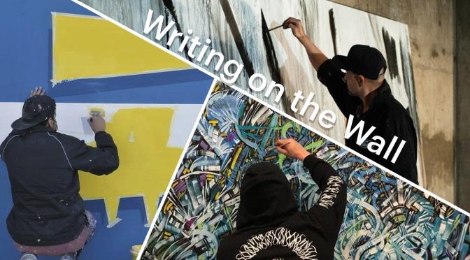 Art Profile: Wall Writing Artist 'Prime' (Getty Video)