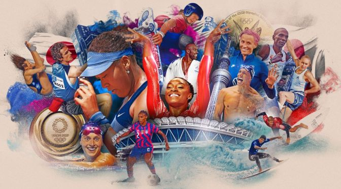Views: Olympic Athletes Movements In 3-D (Video)