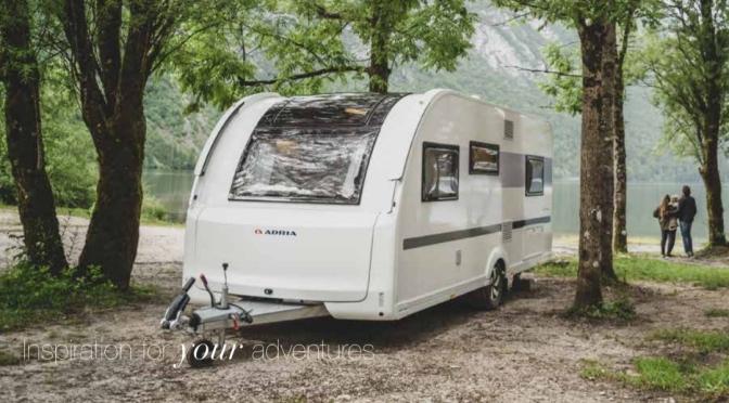 Top New Camper Trailers: 2022 Adria Alpina Caravan