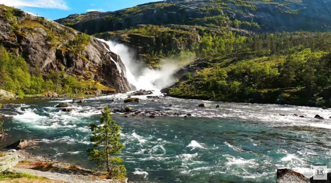8K Views: The Fjords And Landscapes Of Norway