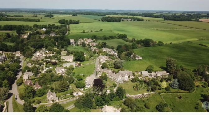 The Cotswolds: A History Of Eastleach Turville & Eastleach Martin (Video)