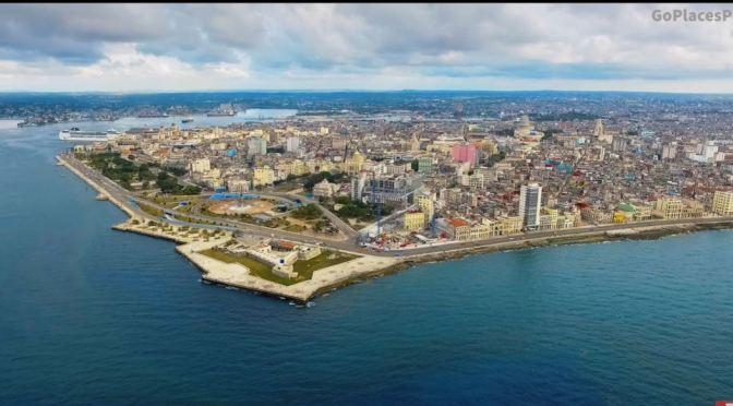 Aerial Views: Cuba (4K)
