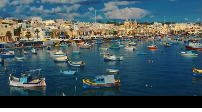 Views: Island Of Malta