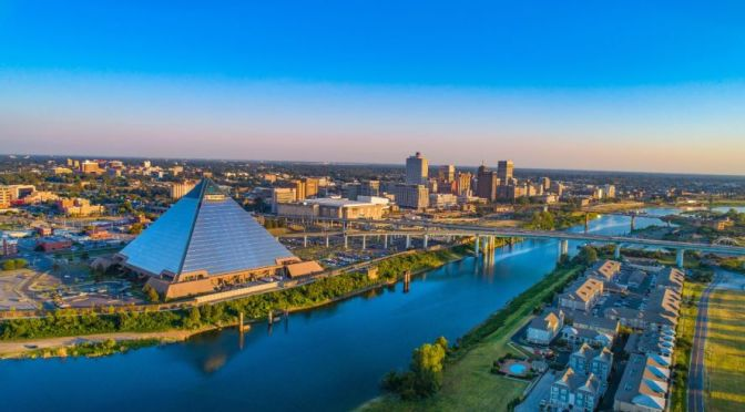 Aerial Views: Memphis – Southwest Tennessee